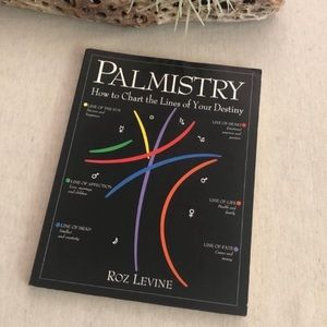 Palmistry Coffee Table Book